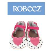 Robeez:夏季特賣 精選嬰兒學步鞋高達50% OFF
