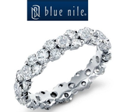 Blue Nile:新年特惠 精選正價鉆戒可享15% OFF+免運費