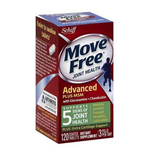 Move Free 維骨力(綠盒) 120粒