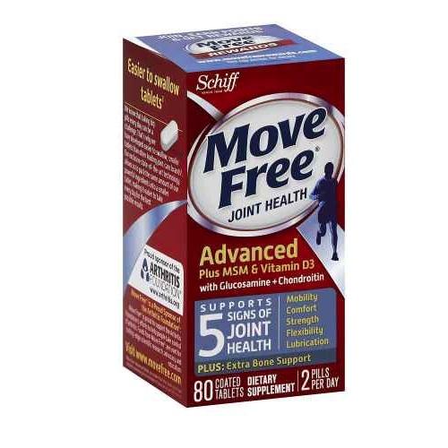 Move Free 維骨力(藍盒) 80粒