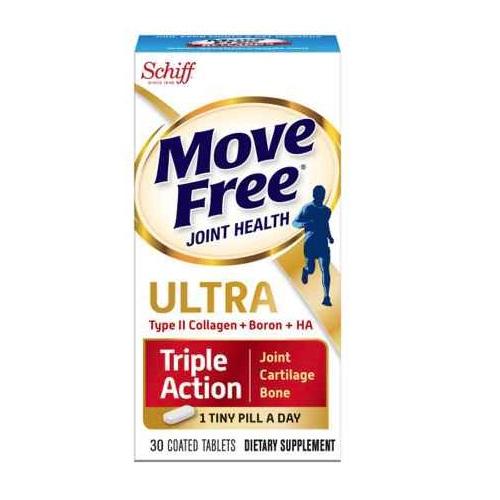 Move Free 維骨力UCII 膠原蛋白膳食補充劑 30粒