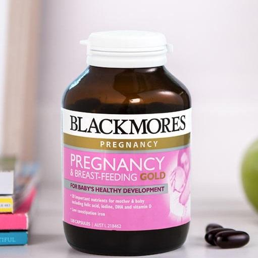 孕期及哺乳黃金素營養膠囊 180粒