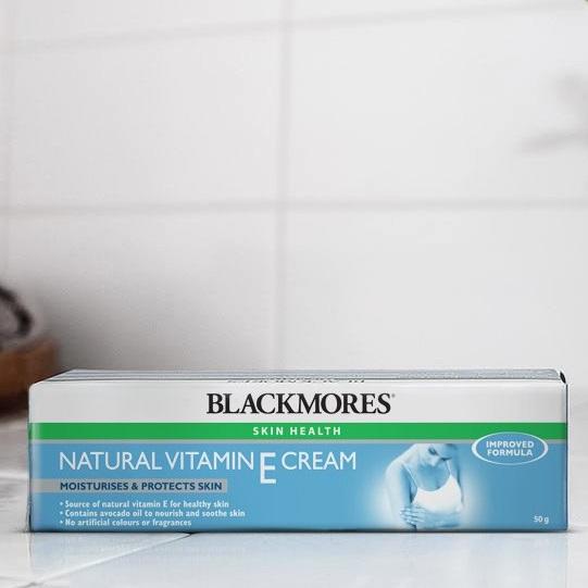 Blackmores 澳佳寶 維生素E面霜 50g