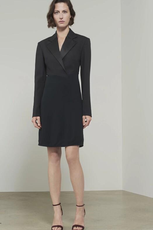 Tuxedo西裝裙