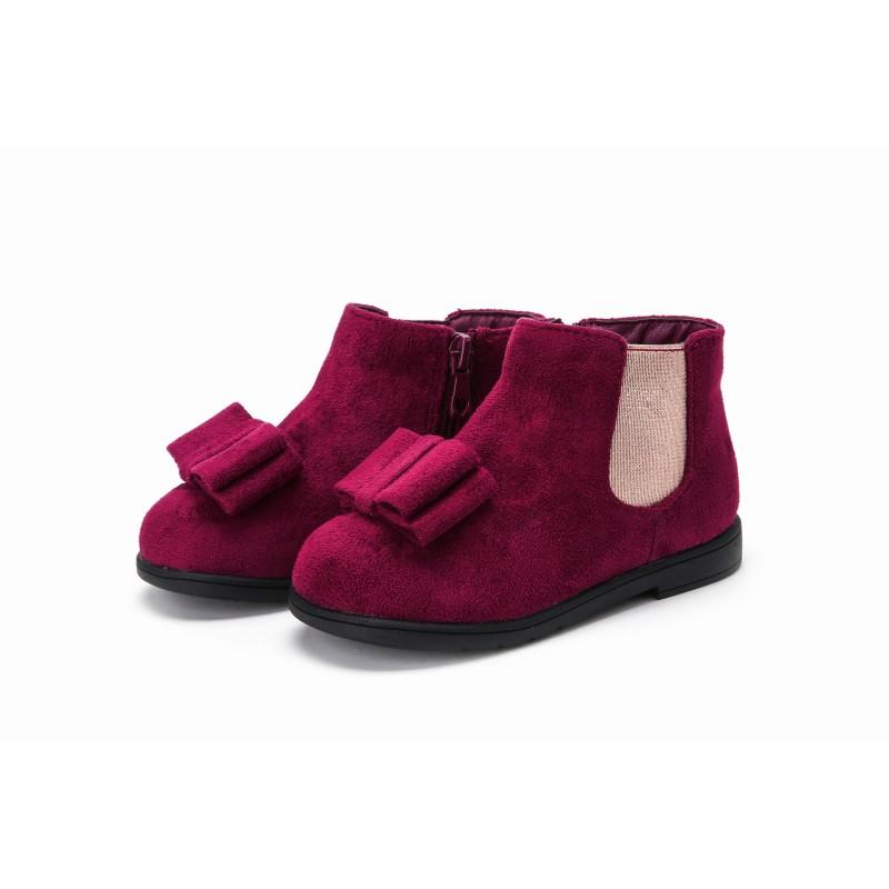 女童靴子短筒
