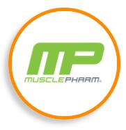 MusclePharm 健身補劑