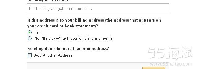 亚马逊信用卡账单地址 全部搜索-海淘论坛|55海