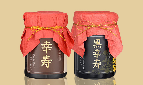 【5姐晒单】日本黑幸寿浓缩酵素,养身就是这么简单