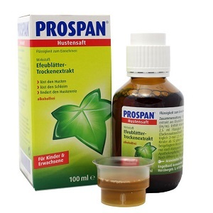 Prospan 小綠葉嬰幼兒止咳/消炎糖漿 100ml