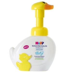 Hipp 喜寶 免敏無淚寶寶泡泡洗手洗臉液 250ml