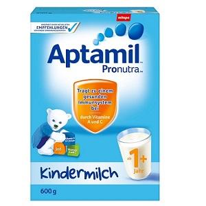 Aptamil 愛他美 幼兒配方奶粉 1+段(1歲以上) 600g