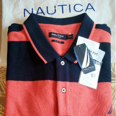 nautica官網的T恤