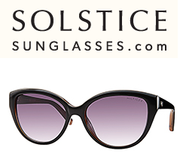 Solstice Sunglasses: Guess 和 Tommy Hilfiger 品牌太阳镜2副仅$75