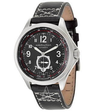 Hamilton Khaki Aviation卡其航空Qne 机械男表 $458(约2910元)