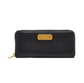 Marc by Marc Jacobs New Q 拉链钱包 $79.99(约519元)