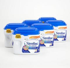 Similac 雅培 金盾3段婴幼儿牛奶粉 624g*6罐 ¥710.79