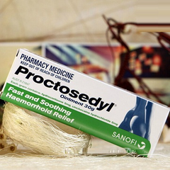 好价!Proctosedyl 痔疮膏 孕妇可用 30g AU