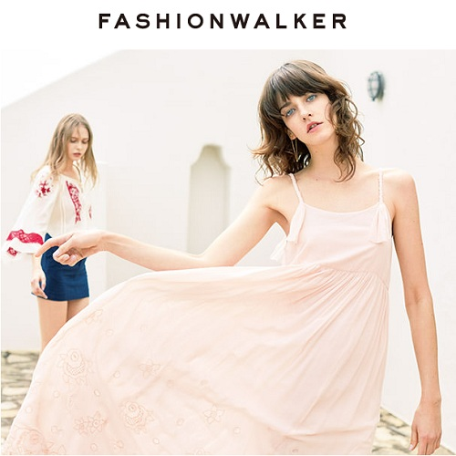 Fashion Walker:snidel等日系大牌春夏 新品合辑
