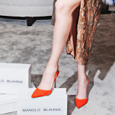 Gilt Groupe:Manolo Blahnik、Prada 等品牌时尚女鞋低至5折