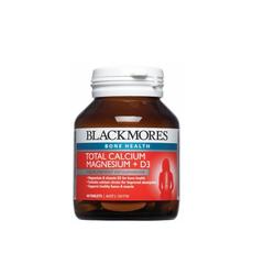Blackmores 澳佳宝 活性钙镁片 60粒 AU$10.71(约57元)