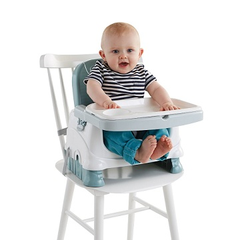 【中亚Prime会员】Fisher-Price 费雪 便携式婴儿餐椅
