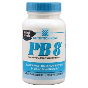 Nutrition Now PB8成人益生菌胶囊140亿活性 120粒 .59(约62元)