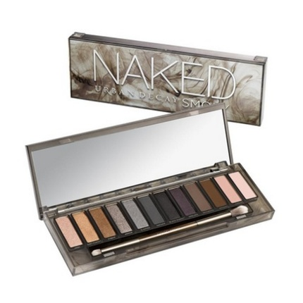 2.7折!Urban Decay NAKED 烟熏 SMOKY 12色眼影盘