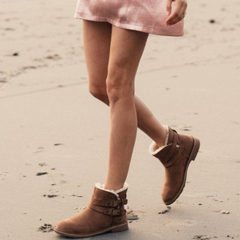UGG 官网:精选男、女、童雪地靴、毛绒鞋、单鞋 低至4折