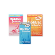 超大折扣! Chemist Direct:OptiBac Probiotics 益生菌产品 全场低至7.5折