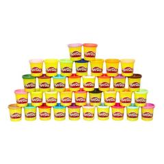 新客首单高返6%!【亚马逊海外购】Play-Doh 培乐多 趣味橡皮泥 36罐