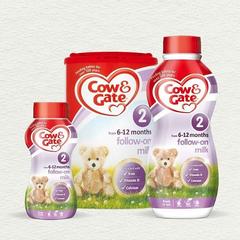 Chemist Direct:英国 Cow&Gate 牛栏 婴儿奶粉产品 低至£0.8(约7元)