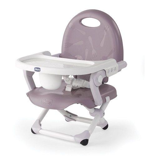 【中亚Prime会员】Chicco 智高 便携多功能可折叠儿童婴儿餐椅 薰衣草紫色 到手价302元 - 海淘优惠海淘折扣|55海淘网