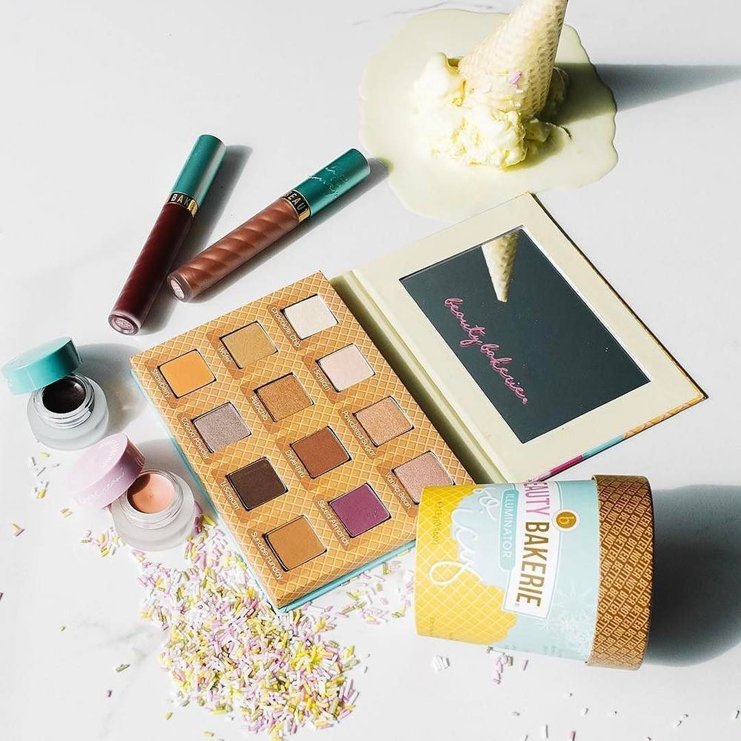 Beauty Bay :Beauty Bakerie 彩妆新品上架