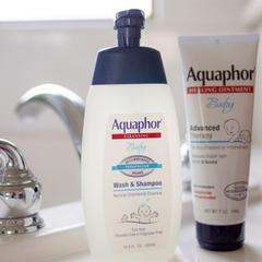 【亚马逊海外购】Aquaphor 优色林 宝宝天然温和洗发沐浴二合一 750ml