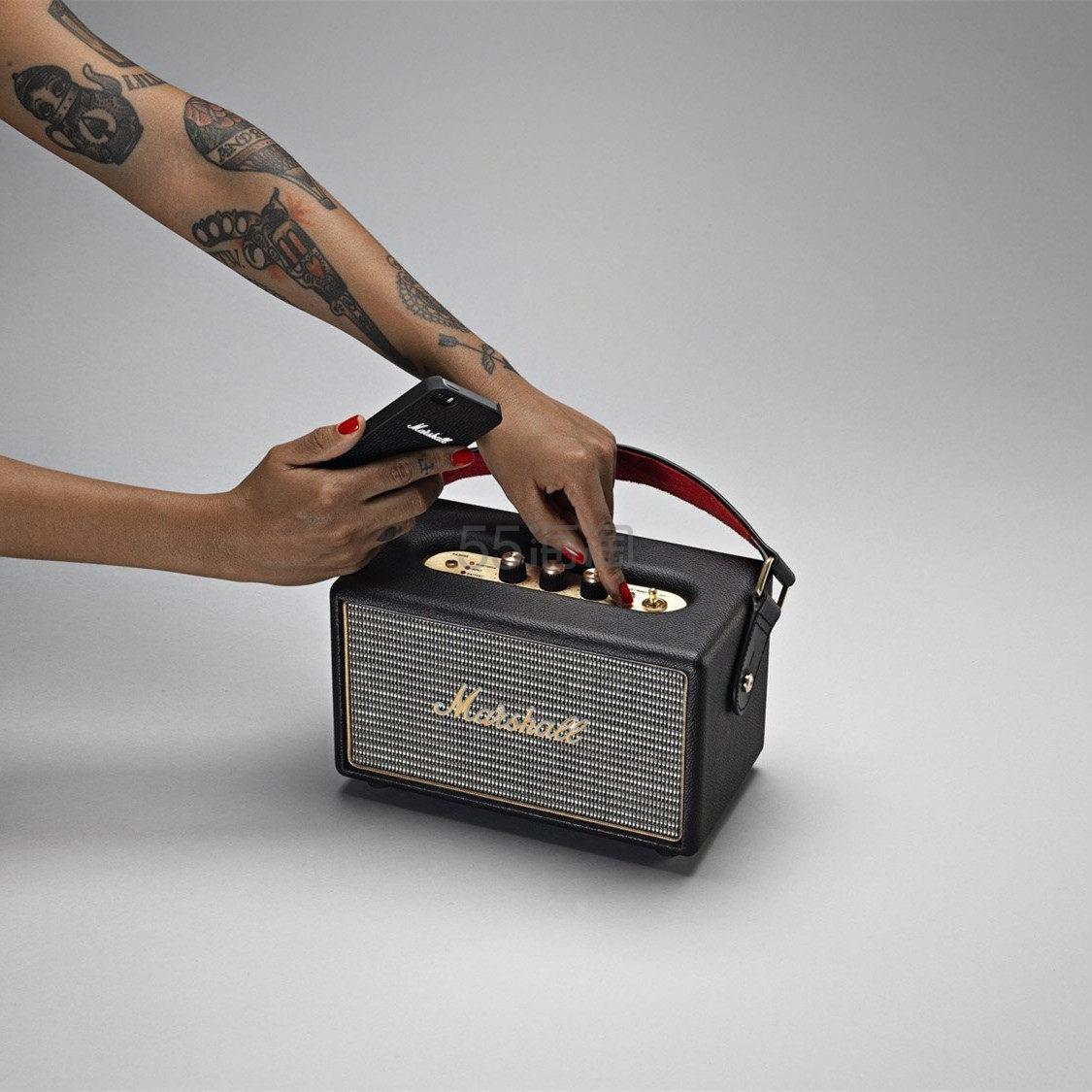 国内618价¥1599!【中亚Prime会员】Marshall 马歇尔 Kilburn 无线便携蓝牙音箱 到手价1188元 - 海淘优惠海淘折扣|55海淘网