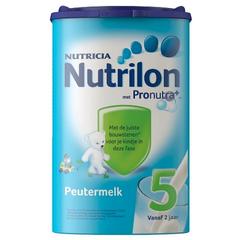 荷兰直邮!Nutrilon 牛栏 婴幼儿5段成长配方奶粉 800g