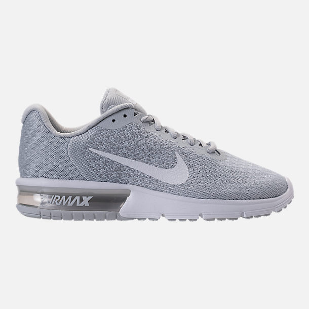 超受欢迎 Nike Air Max Sequent 2 男士跑鞋