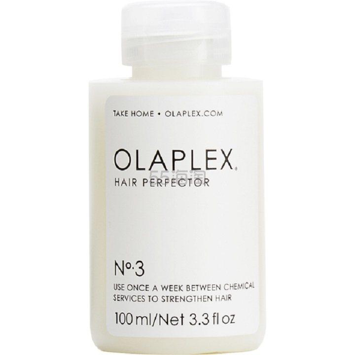 【在家也能做修复护理】Olaplex 3号家用护发神器 断键修复 告别毛躁修护精华 100ml £14.74(约133元) - 海淘优惠海淘折扣|55海淘网
