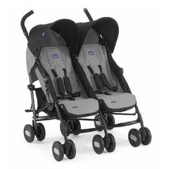 【中亚Prime会员】Chicco 智高 Echo 双人婴儿儿童推车