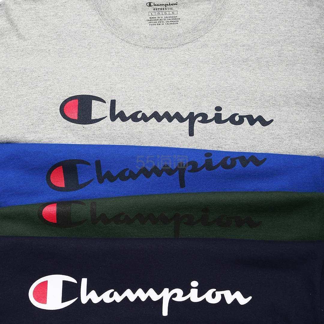 亚马逊海外购:Champion 热卖经典男女卫衣、帽衫、T恤、裤子、童装等