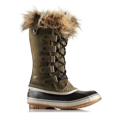 Sorel Joan Of Arctic Lace Boot 女款系带靴