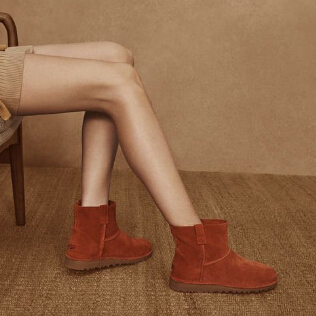 UGG Classic Unlined Mini Ankle Boot 无羊毛短靴 多色可选