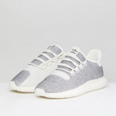 码还很全哦!adidas Originals 阿迪达斯 Tubular Shadow 女士小椰子