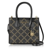 【限时高返】MICHAEL Michael Kors Mercer Stud and Grommet 中号锁头包