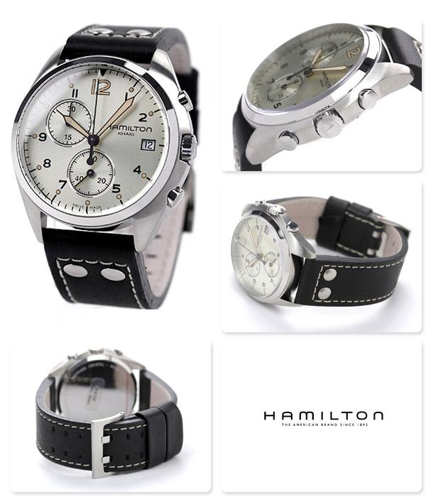 历史低价!Hamilton 汉密尔顿Khaki Aviation 卡其航空系列瑞士石英男表 $249(约1804元)