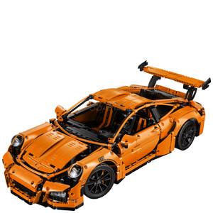 补货!LEGO 机械组合系列 保时捷 911 GT3 RS £222.99(约1895元)