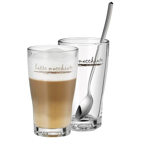 【德亚直邮】WMF 福腾宝 Latte Macchiato 玻璃杯两件套 265ml*2 14 95欧(约115元)