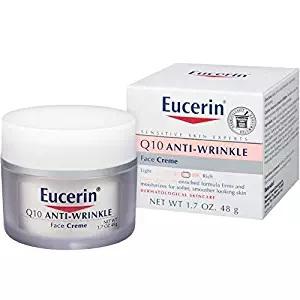 Eucerin 优色林 Q10 Anti-Wrinkle Creme 抗皱保湿面霜48g $5.23(约36元)