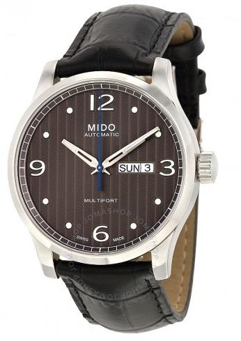 Mido 美度 Multifort舵手系列 男士自动机械手表 $479(约3437元)