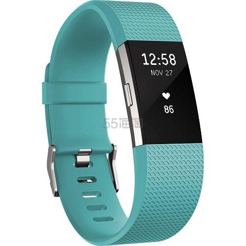 Fitbit Charge 2 心率+运动手环 .99(约724元)